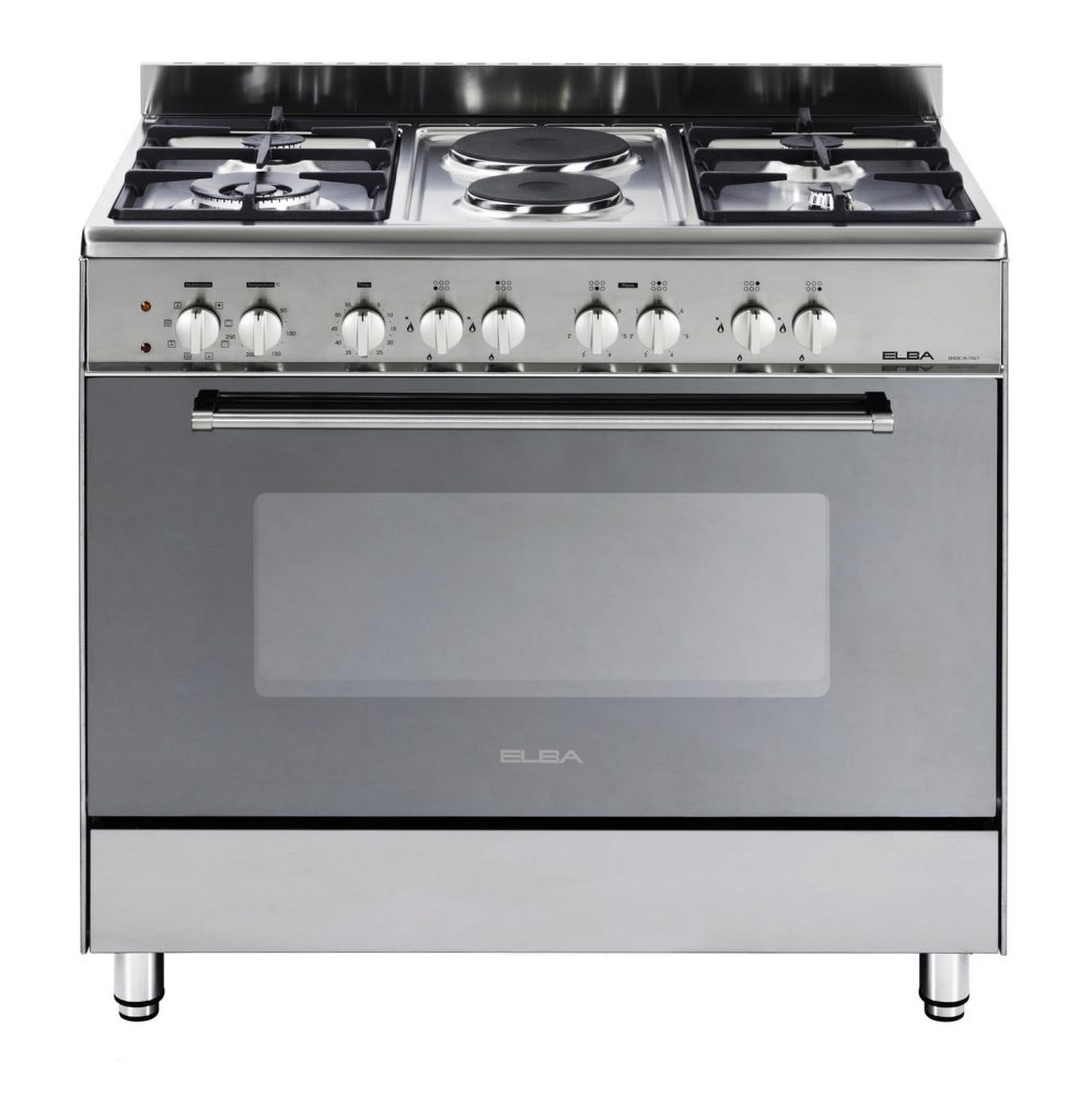 STOVE ELBA GAS 4 AND 2 ELECTRICAL CLASSIC – 01/9CX727