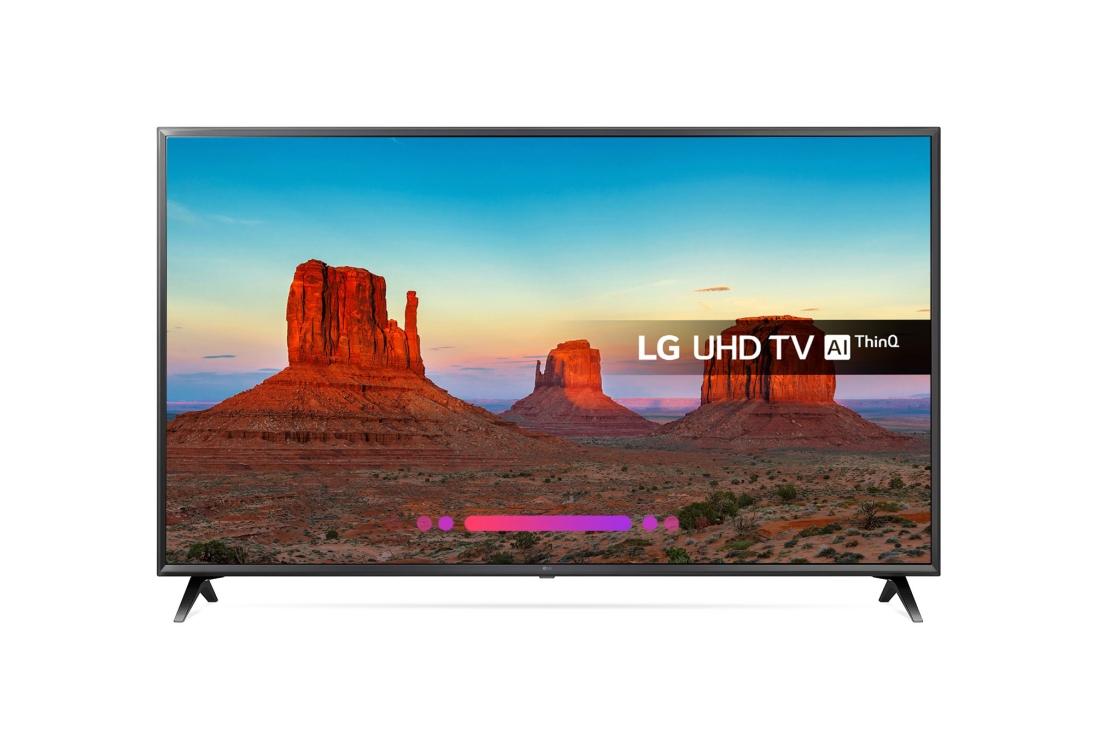 TV LG ULTRA HD 4K 55″ – 55UK6300